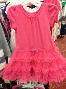 Target tutu dress