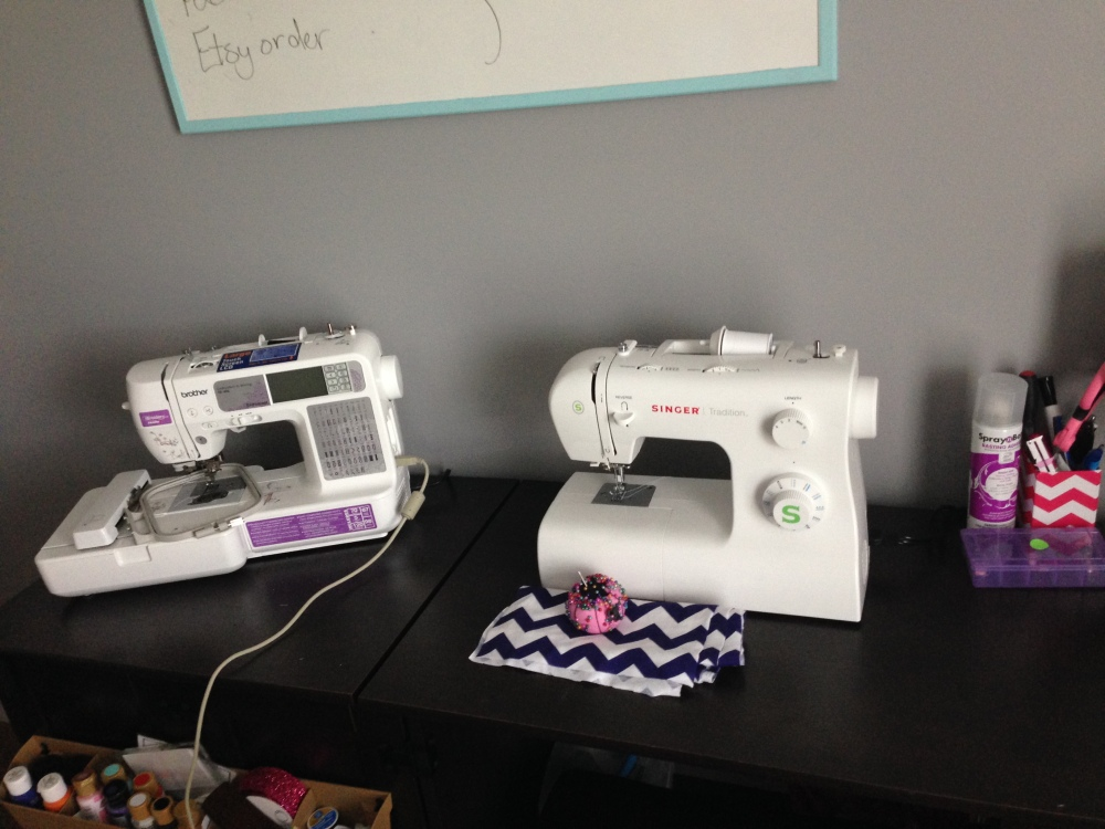 Sewing/craft room DIY (2/6)